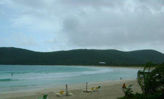 Flamenco Beach: Panoramica 1