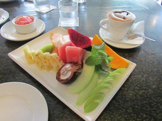 Pullman Port Douglas Sea Temple Resort & Spa: Amazing food