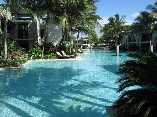 Pullman Port Douglas Sea Temple Resort & Spa: Incredible pool