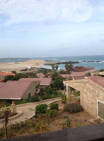 Marine Club Beach Resort: Utsikten over den øverste leiligheten