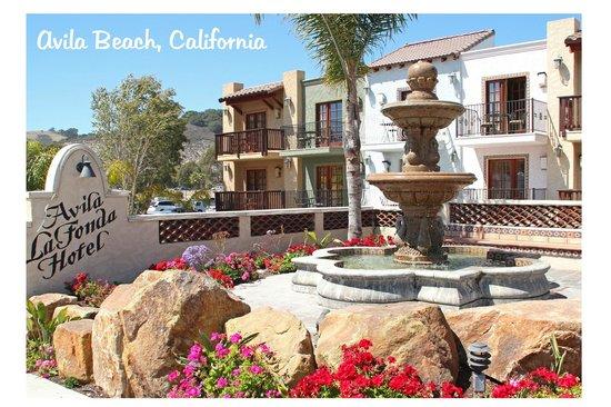 Avila La Fonda Hotel : Our beautiful Inn!