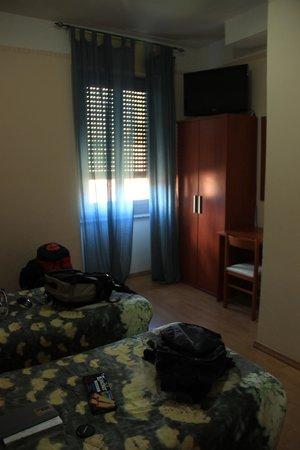 Hotel Arno: Habitación doble, con baño privado