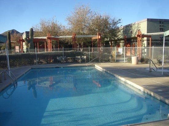 Swimiming Pool at Eagle View RV Resort