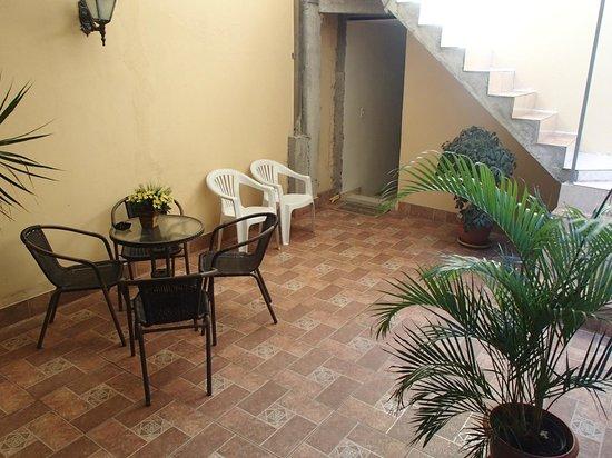 Sala de estar 1 piso foto de casa e praia hospedaria - Piso para sala de estar ...