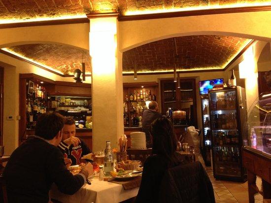 Trana, Италия: Bancone bar