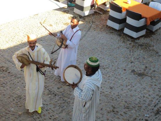 Safran : Musique traditionnelle