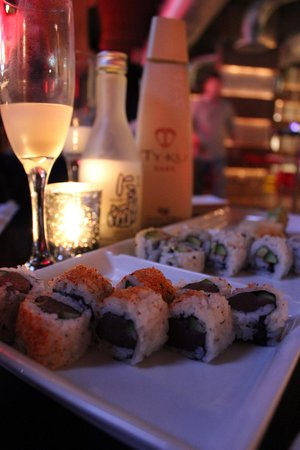 NYLO Irving / Las Colinas : Sushi and Sake