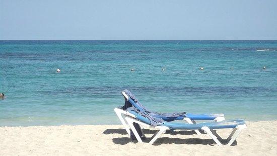 Be Live Collection Marien: la plage eau turquoise