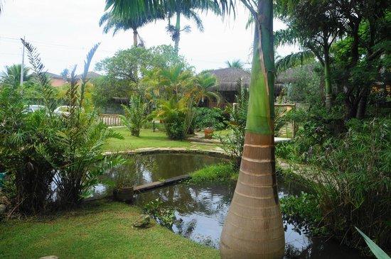 Pousada Le Palmier: Jardim