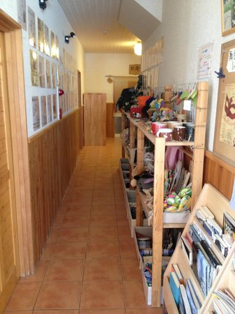 Yado Hanafurari: Gift shop
