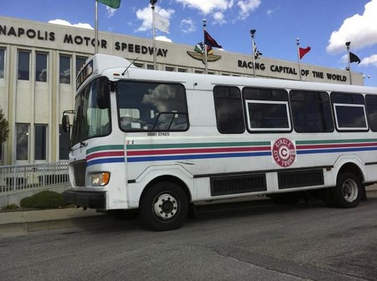 Circle City Tours at Indianapolis Motor Speedway, Speedway, IN
