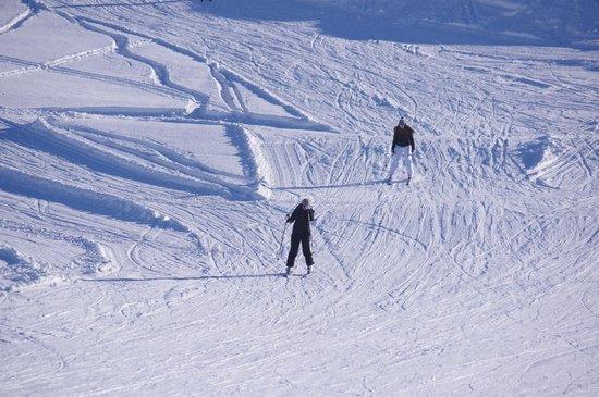 Alpspitzbahn: zalig weertje