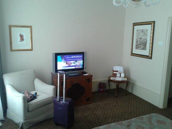 The Westin Europa & Regina, Venice: Double room on 5th floor in Regina part