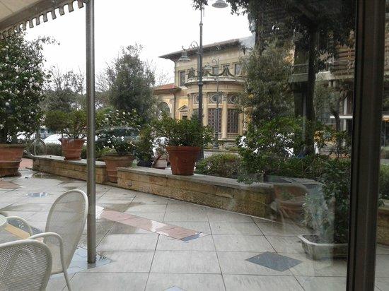 Grand Hotel Tettuccio : L'hotel