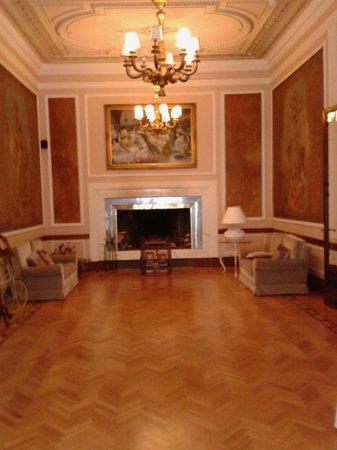 Grand Hotel Tettuccio : Una sala dell'hotel