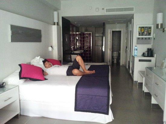 Hotel Riu Palace Costa Rica: Habitaciones bonitas