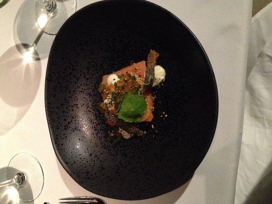 Flying Fish Restaurant & Bar: Confit Ocean Trout