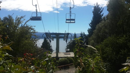 Parque Ecoturistico Cerro Viejo: Aerosillas