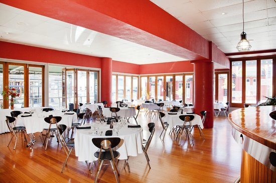 Copthorne Hotel Grand Central New Plymouth: GCR Restaurant & Bar