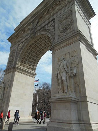 Greenwich Village: Washington Square Park