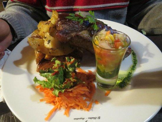 La Tapera: Prato delicioso