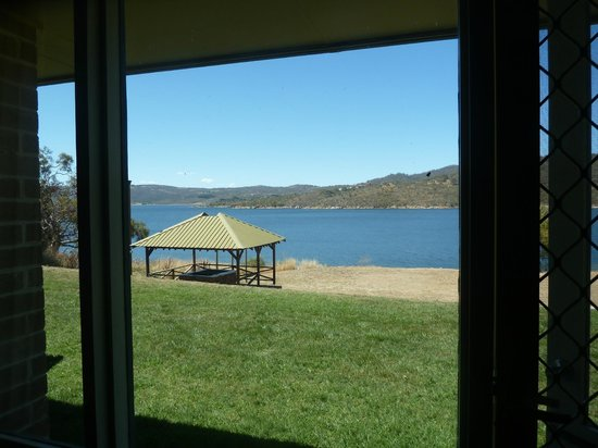 Lake Jindabyne Hotel: view from room