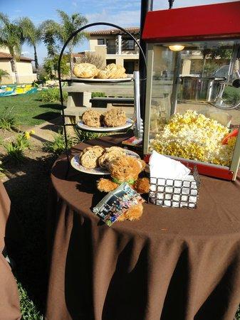 MarBrisa Carlsbad Resort: Cookies, cookies, cookies