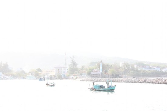 Rainbow Divers-Phu Quoc: the harbor