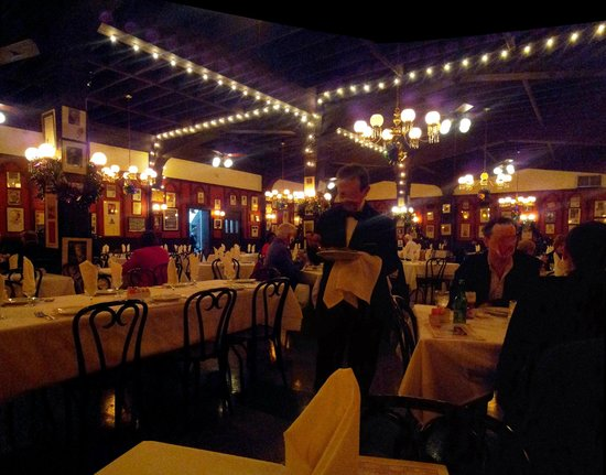 Antoine's : antione's dining room