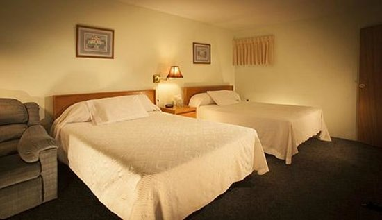 Walla Walla Garden Motel: Representative Double Room
