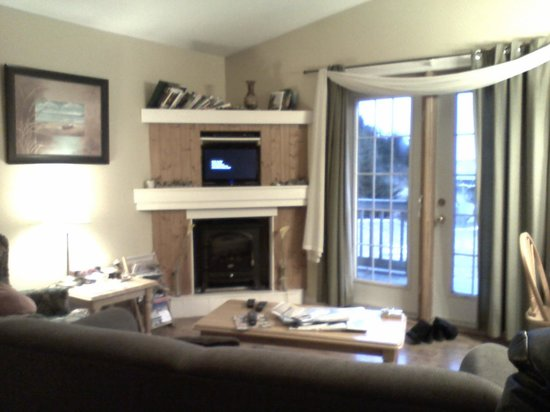 Ingomar, Kanada: living room