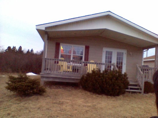 Ingomar, Kanada: romance cottage