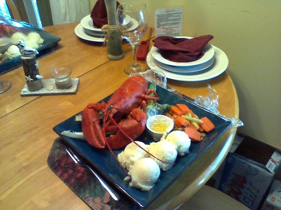 Ingomar, Kanada: Delicious:-)