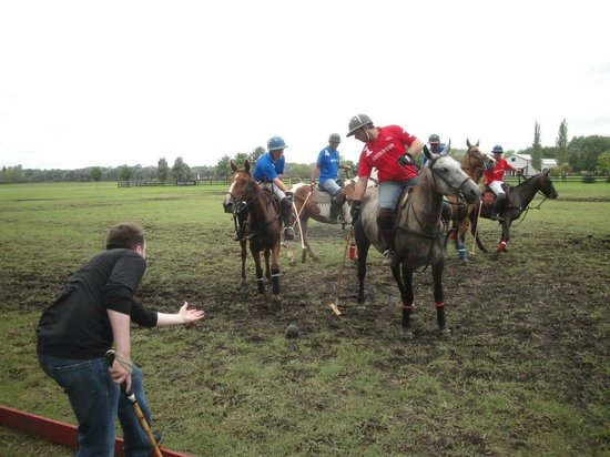 Argentina Polo Day: the game