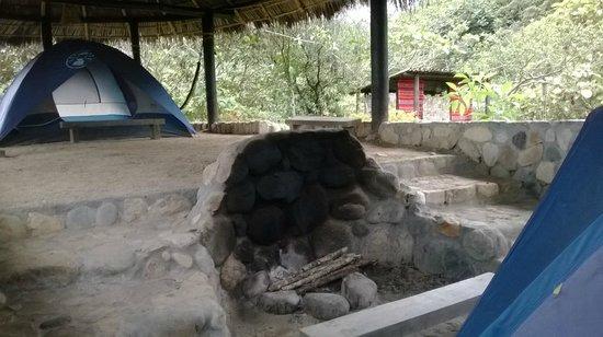 """Finca de la Vaca : Camping """"todo listo"""""""