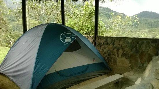 Finca de la Vaca : Camping