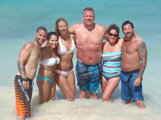 ClubHotel Riu Bambu: Beach fun