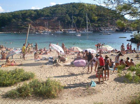 playa Es Vedra