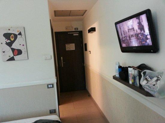 Hotel Artis: camera