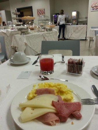 Hotel Artis: colazione