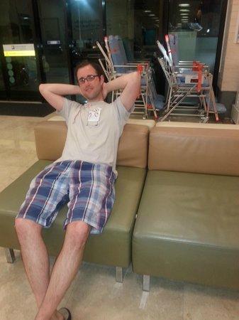 Phuket Sail Tours: Waiting for my (Incorrect) Monkey Vaccine