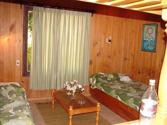 Cabanas Mapulay: Sala da Cabana