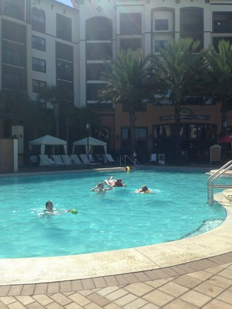 Sheraton Vistana Resort - Lake Buena Vista : Smaller Pool