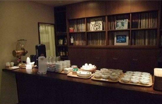 Ochanomizu Hotel Shoryukan : 朝食会場