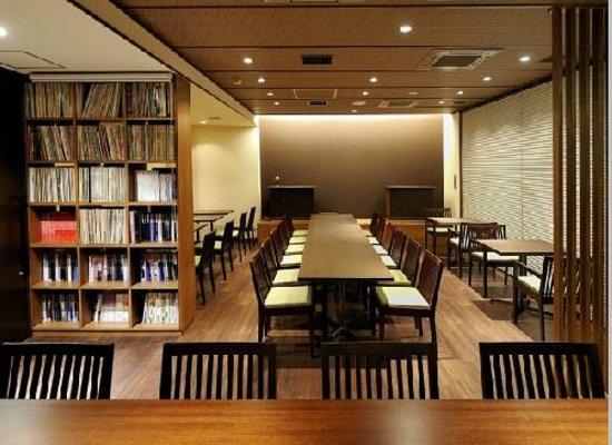 Ochanomizu Hotel Shoryukan : Jazz 喫茶