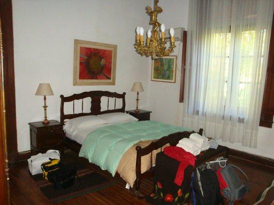 Estancia San Patricio: habitación grande y confortable