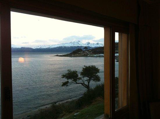 Los Cauquenes Resort & Spa: Vista de nuestra habitación