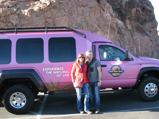 Pink Jeep Tours Las Vegas : Pink Jeep Grand Canyon