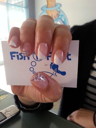 Fish 'N' Feet Bild