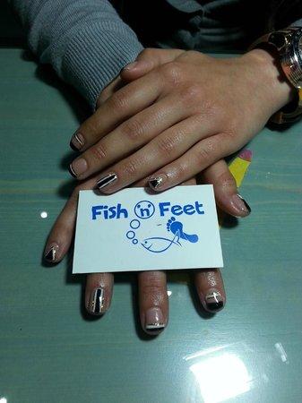 Fish 'N' Feet Foto